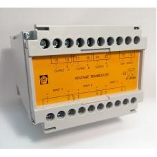Tripple True RMS Voltage Transducer E1-VRMS3